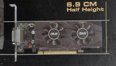 ASUS GeForce GTX 1650 OC 4GB GDDR5 Low Profile GTX1650-O4G-LP-BRK