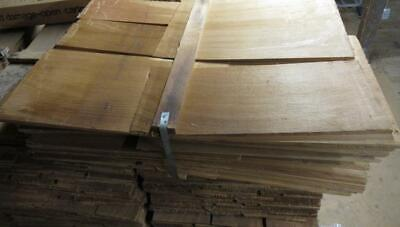 16 52 Blue Label Western Red Cedar Shingles 1 Grade Old Stock From 1970s