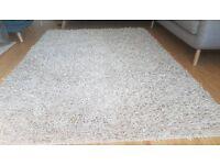 Tufted rug 235cm x 162cm