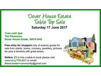 Dover House Estate - Table Top Sale