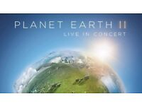 Planet earth live in concert at the royal albert hall tickets