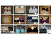 ladies bras size 36c to 40c some new collection from Didcot