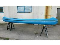 Canadian kayak canoe boat