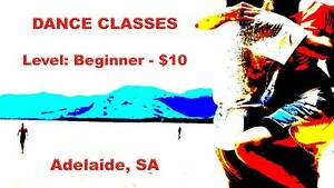 Dance classes in Adelaide! $10 per class! Drop in class. Mile End West Torrens Area Preview