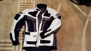 Olympia men's jacket-cold weather riding jacket