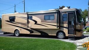 2004 Holiday Rambler Endeavor 40 PST Diesel Pusher