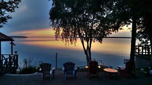 RARE FIND! Waterfront property w/boat house & bunkie. INNISFIL