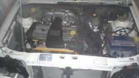 Complete engine 130bhp Ford Fiesta RS1800 xr2i si RS Turbo Escort XR3i GTI Sierra