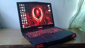 Dell Alienware M17X R2 i7