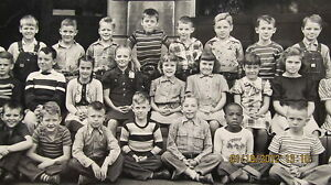 1948-Class-Photo-Garfield-School-Monmouth-IL-Grade-3