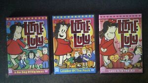Little Lulu DVDs & The Magic School Bus Holiday Special DVD