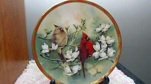 Set Of Lenox Collector Plates ( Nature's Collage Series Birds) London Ontario image 2
