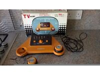 Retro TV 'tennis' game (1974) by Ingersoll Electronics