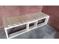 Pull out camper van bed new
