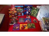 Marvel Avengers Adventures Premium Tin Plus Hardback Book