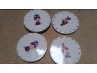 Whitards of Chelsea coasters