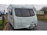 Coachman Highlander 450/2 - 2 Berth Touring Caravan