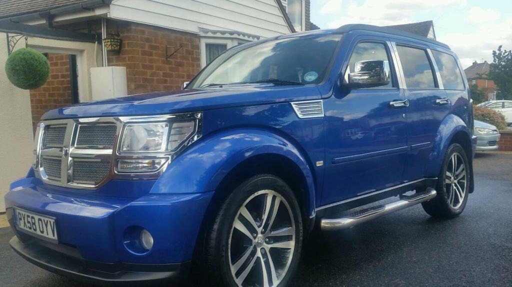 2009 dodge nitro 2 8 crd auto in solihull west midlands gumtree. Black Bedroom Furniture Sets. Home Design Ideas