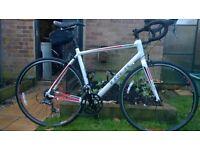 Trek Alpha 1.1 Low use ideal christmas present road racing bike uk delivery