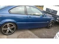bmw 3 series spares repair