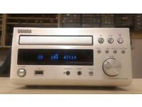 Denon RCD-M37DAB Compact Stereo System. DAB/CD/USB/MP3/FM