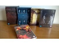 Game of Thrones. Series 1-7