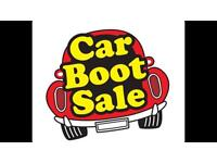 Car-boot and Auto-jumble sale
