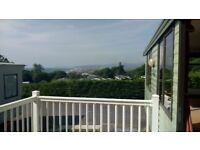 CHEAP Static Caravan for Sale in Borth, Decking Included, Sea Views, Beautiful Park, QUICK SALE