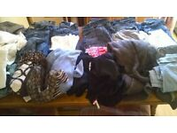 bundle womens clothing, ideal for car boot, includes lots of next jeans