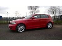 BMW 1 Series 118d Se; + 1 Year MOT, Warranty, Finance available, Full service history.