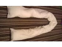 Pregnancy support pillow 12ft