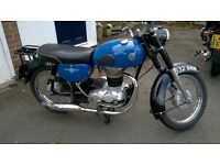 AJS lightweight model8 350 single or exchange for bmw boxer r 80 - r100 or k 100rs