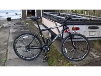 "kona cindercone 19"" mountain bike"