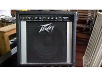 Peavey Audition Plus guitar amp - 20 watts