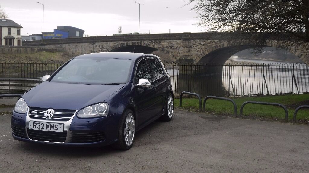 2005 55 Vw Golf R32 Dsg 32 Fully Loaded Bbs Ch Milltek Px Swap In