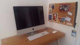 "iMac 20"" 2007 desktop"