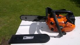 Mc-Dillen Top-handle hb-2500 chainsaw