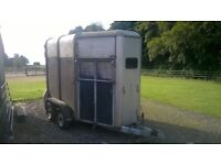 Ifor Williams HB505R Horse Box / Horse Trailer For Sale