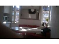 Small single room in smart Covent Garden flat no bills