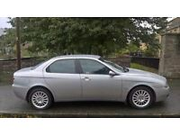 Alfa Romeo 156 JTD 16v Lusso**Diesel**Full Years MOT**Great Running Alfa for ONLY £1595