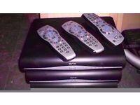10 x sky box black HD