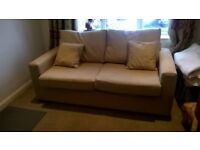 Sofa bed for sale. John Lewis. Double bed. Very comfortable as sofa and as bed.
