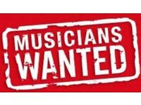 Looking for musician