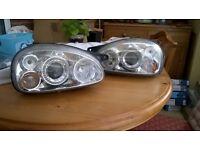 Vauxhall Corsa B Headlights