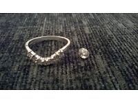 must go! diamond ring and loose diamond open to offers