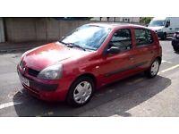 RENAULT CLIO 1.2 5 DOOR-LONG MOT-2KEYS-WARRANTY-HPI CLEAN