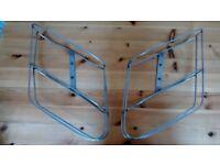 Stainless Steel Fender Baskets