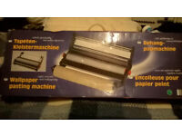 Wallpaper pasting machine for sale