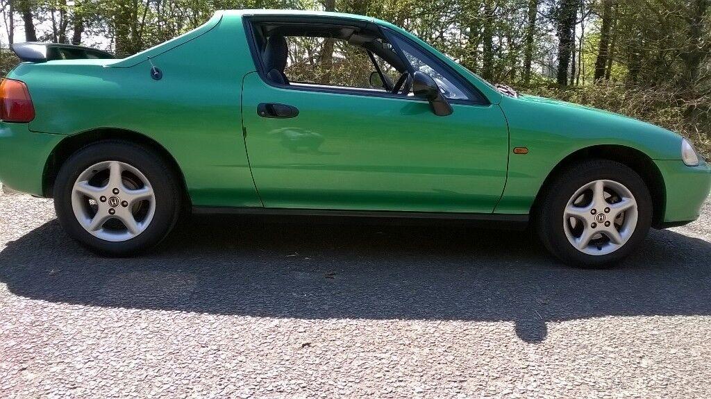 1994 'L' Reg  Honda CRX Del Sol   in Beccles, Suffolk   Gumtree