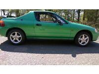 1994 'L' Reg. Honda CRX Del Sol